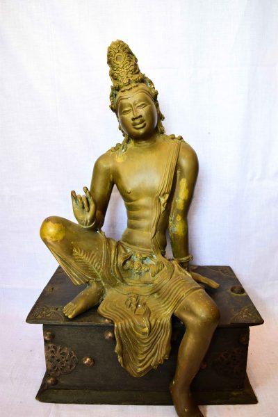 Bronze-Bodhisatva (3)