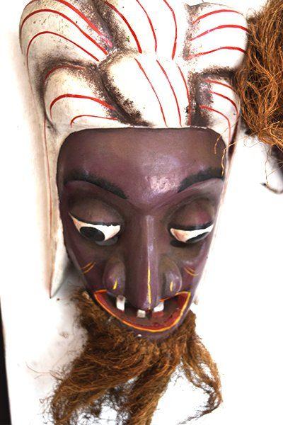 MK-005-Old Sri Lankan Mask