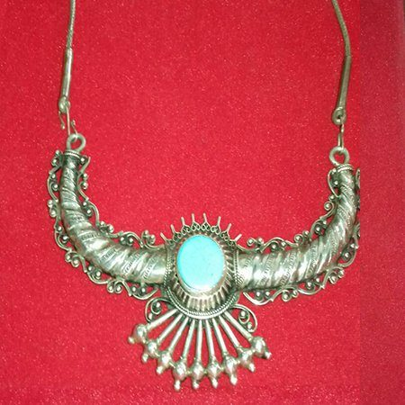 NK-003-Silver Necklace